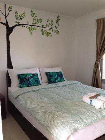 Hua Hin Paradise Guest House : room 403