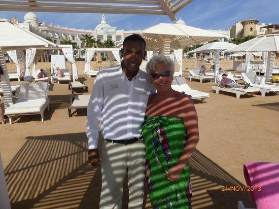 Premier Romance Boutique Hotel and Spa : Beach