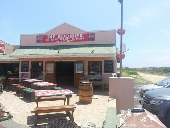 Die Rooibier Restaurant and Pub : Roobier