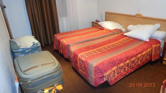 Hotel Adriatic: quarto duplo