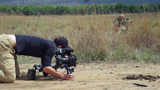 Askari Game Lodge & Spa: Filming One More Generation