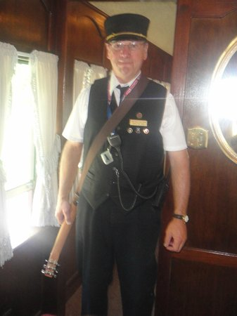 Lehigh Gorge Scenic Railway: Guide In First Class