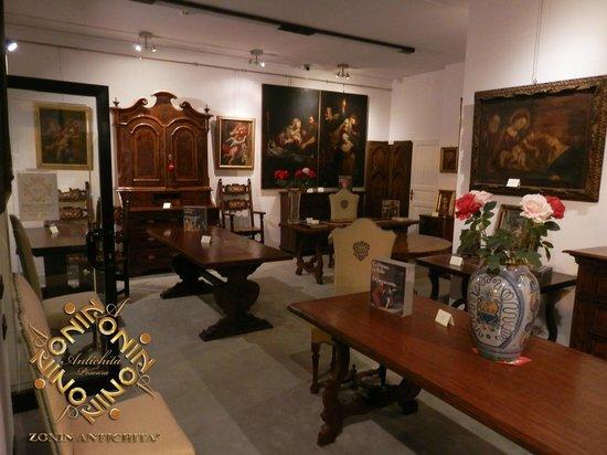 Galleria Zonin Antichita: Galleria 2