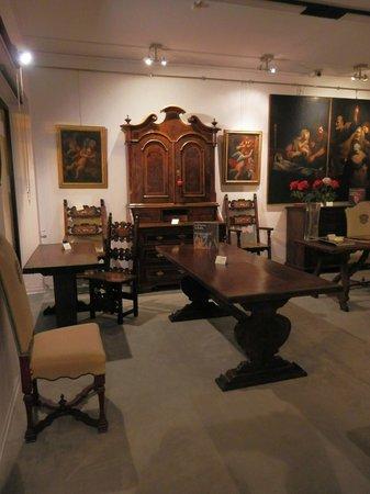 Galleria Zonin Antichita: Galleria 1
