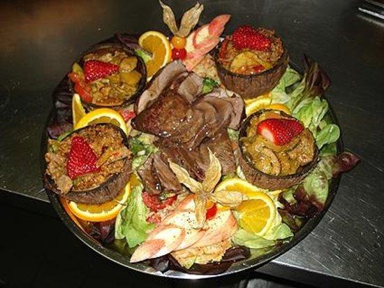 Restaurant Safari: Exotische Leckereien erwarten unsere Gäste