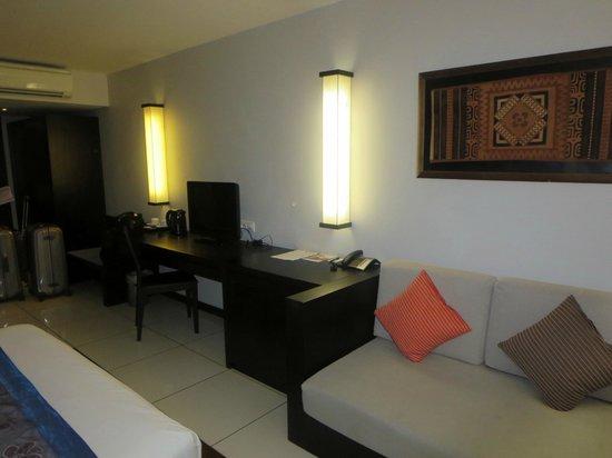Hotel Tahiti Nui : Zimmer