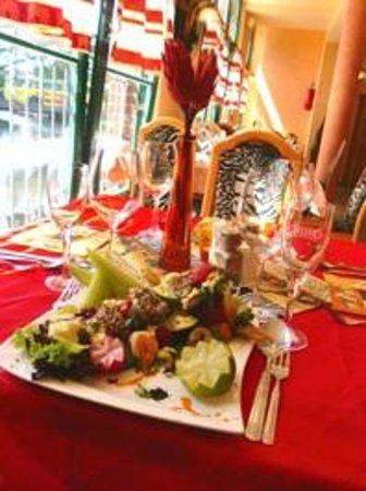 Restaurant Safari: Chakula njema - Guten Appetit!