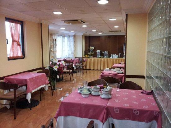 Hotel Alisi: Desayunos muy ricos y variados