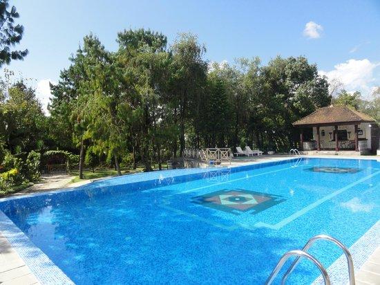 Park Village Hotel & Resort : View of Pool