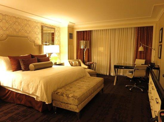 Four Seasons Hotel Las Vegas : номер