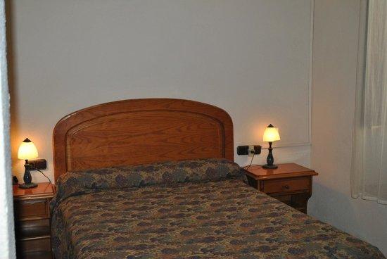 Hotel Balneario Sierra Alhamilla: Habitación