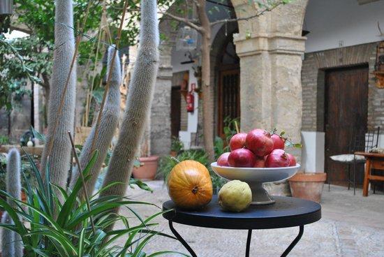 Hotel Balneario Sierra Alhamilla: Productos de la Huerta