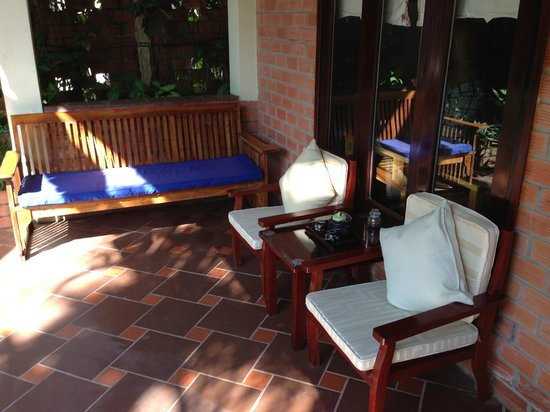 Cassia Cottage - The Spice House: terrace