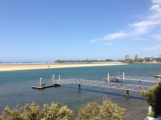 Waves Maroochy River: Our view - level 2