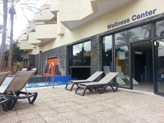 Barcelo Corralejo Bay : Wellness-Bereich 2