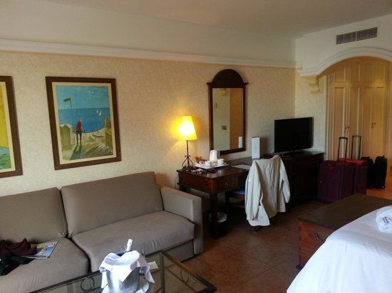 Barcelo Corralejo Bay : Zimmer 2