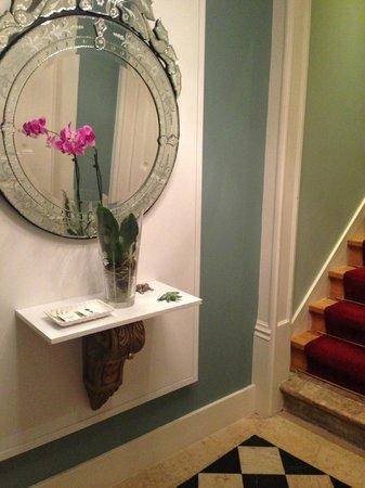 Casa Amora Guesthouse: entree