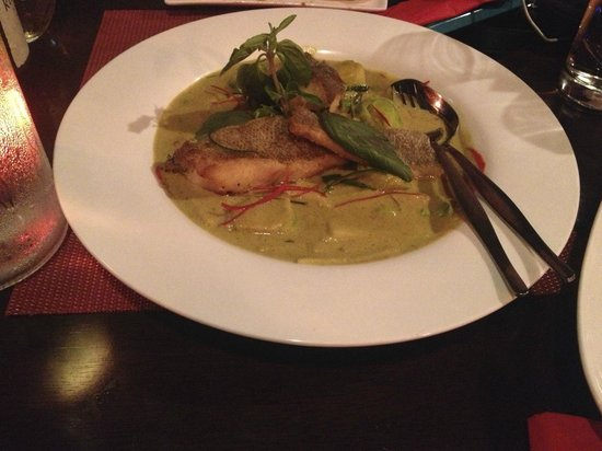 Red Opium: Green curry