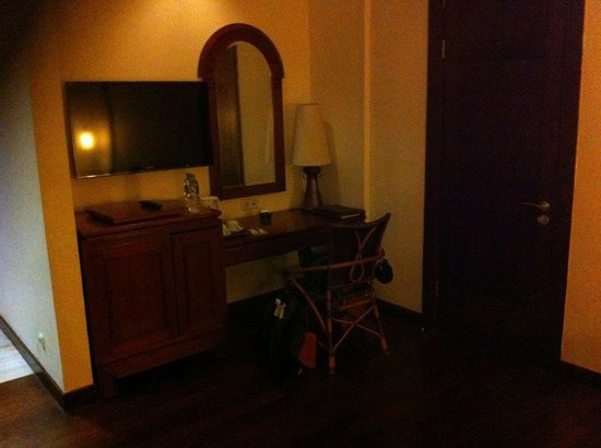 The Patra Bali Resort & Villas : Escritorio