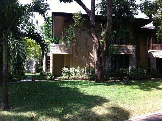 The Patra Bali Resort & Villas : Fachada