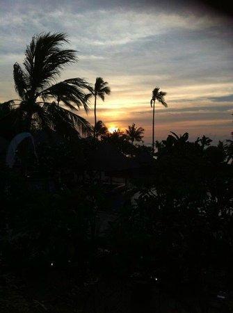 The Patra Bali Resort & Villas : Surise Deck