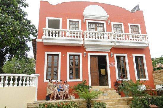 Hotel Villa Terra Viva: Fachada
