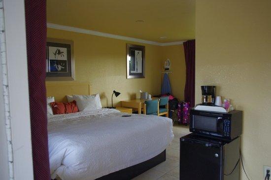 Everglades City Motel : chambre