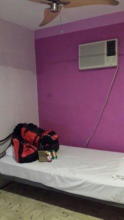 Mundo Maya Hostel: Habitación doble