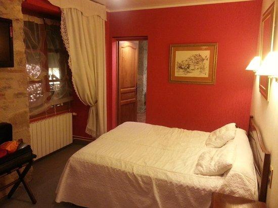 Hostellerie du Vieux Cordes : Chambre