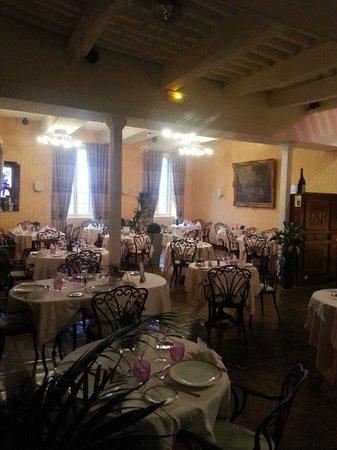 Hostellerie du Vieux Cordes : Restaurant