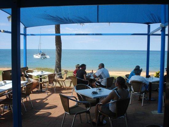 Town Beach Cafe: The Cafe