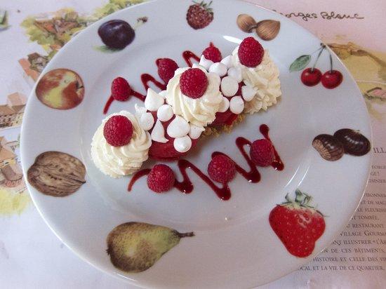 Bistrot L Ancienne Auberge 1900 : Dessert