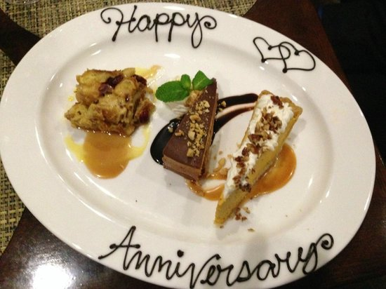 Waypoint Seafood and Grill: A sweet ending to a lovely meal