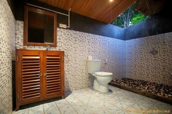 Raja Laut Dive Resort: bathroom