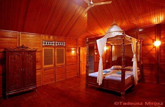 Raja Laut Dive Resort : bungalow 2