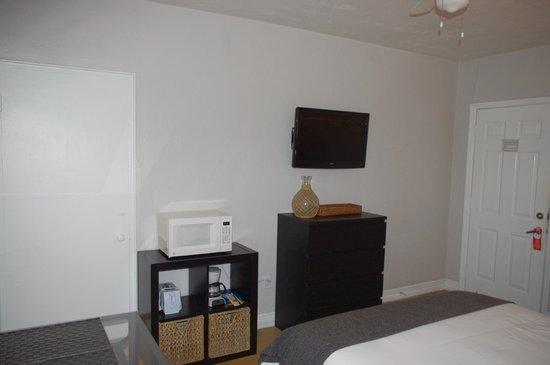 Hotel18 : chambre