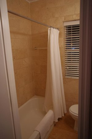 Hotel18 : salle de bain