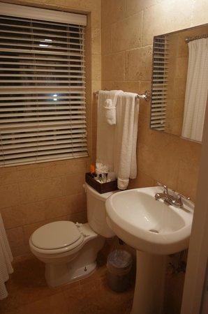 Hotel18: Salle de bain