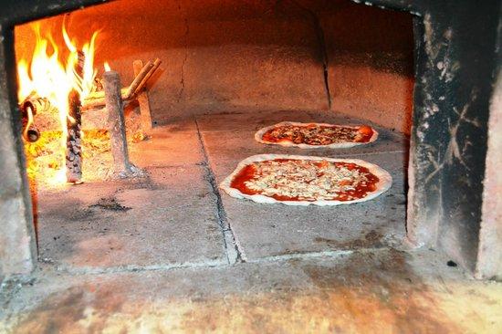 Ristoro Bellavista: pizza