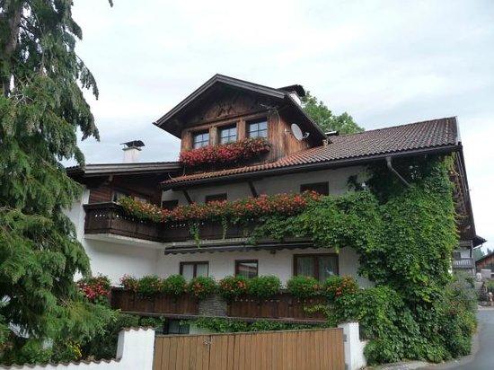 Gintherhof: house view