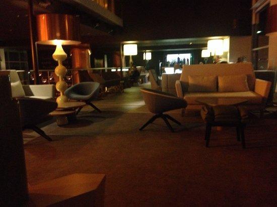 Room Mate Aitana: Lounge bar