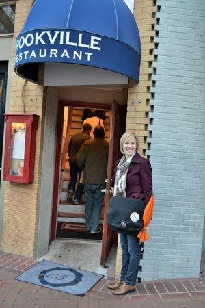 Charlottesville Food Tour: Brookville Restaurant