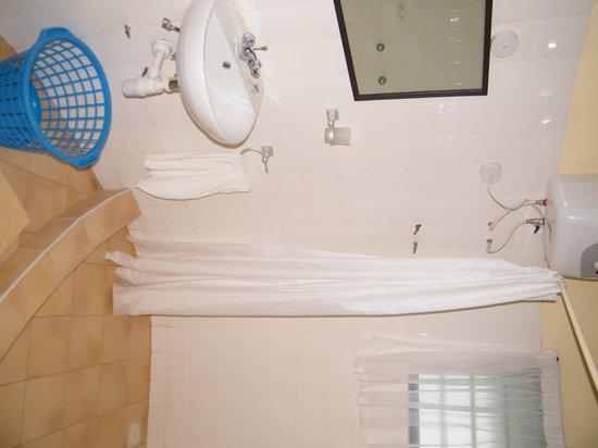Kuntul, Ghana: Rooms area