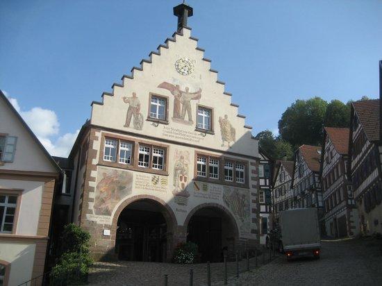 Hotel zum weyßen Rößle: Rathaus