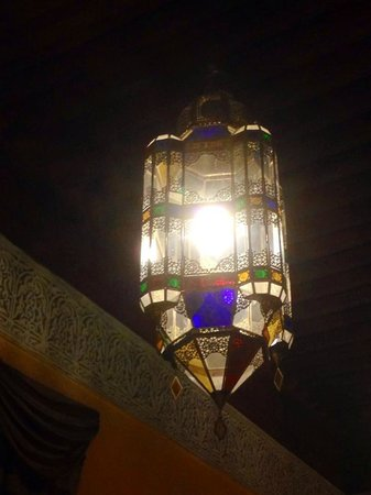 Riad Amina : Beautiful details