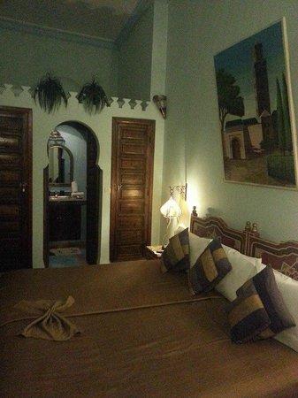 Riad Amina: Standard Room