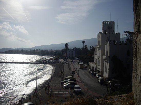 Kos Town Castle : lovely views