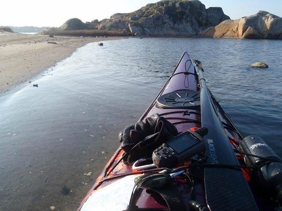 Southern Goteborg Archipelago : First paddle of spring