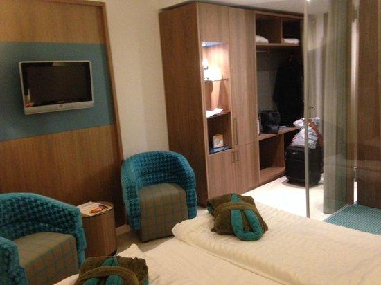 Hotel Bornmühle: Zimmer