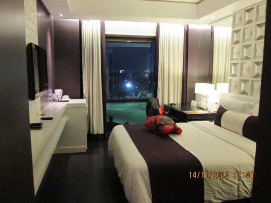 The Bayleaf Intramuros: hotel room